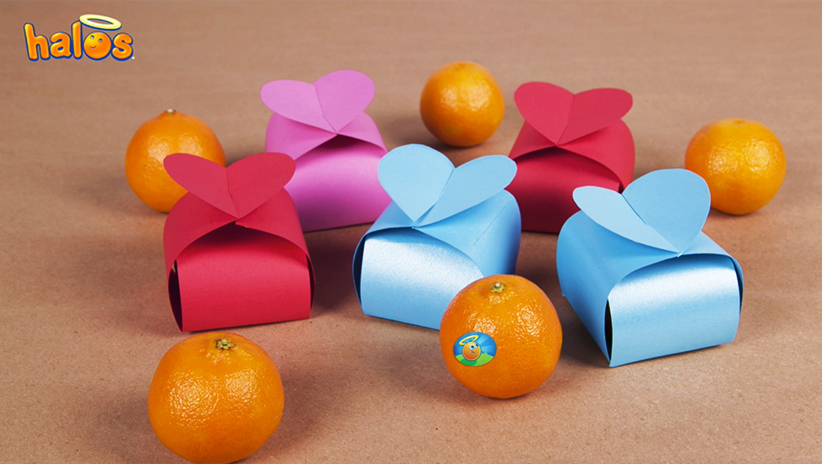 Wonderful Halos Valentine's Day Crafts: Halos Heart Box ...